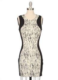 Parker Contour Stretch Sheath Dress