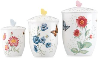 Lenox Butterfly Meadow® Canisters (Set of 3)