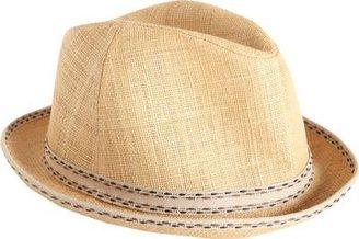 Paul Smith Raffia Trilby Hat