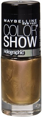 Maybelline Color Show Holographic Nail Lacquer Alluring Rose