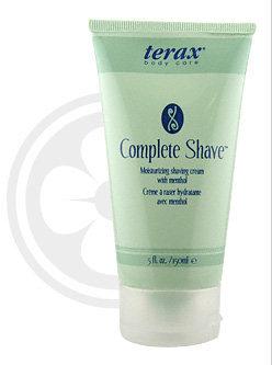 Terax New Formula - Complete Shave - 5 oz