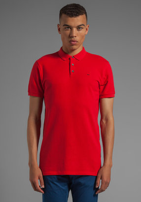 Marc by Marc Jacobs Logo Polo