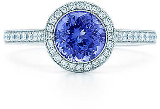 Tiffany & Co. Tanzanite Ring
