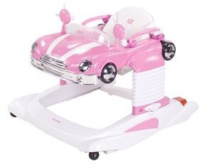 Combi All-in-One Activity Walker - Pink GT