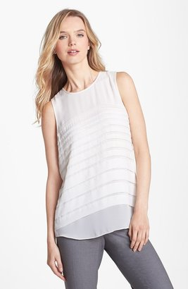 Vince Camuto 'Falling' Tiered Sleeveless Blouse