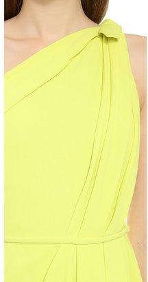 Giambattista Valli One Shoulder Gown