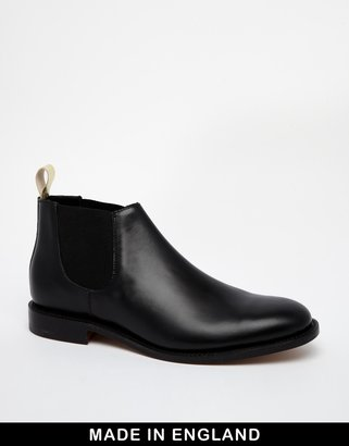 Asos Chelsea Boots Made in England