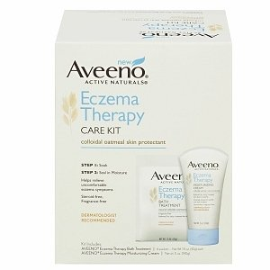 Aveeno Eczema Therapy Complete Care Kit