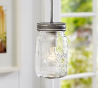 Pottery Barn Exeter Single Pendant