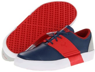 Puma Kids - El Ace 3 (Toddler/Little Kid/Big Kid) (Dark Denim) - Footwear