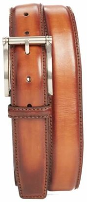 Magnanni Carbon Leather Belt