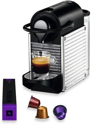 Nespresso Pixie C60-US-SS-NE Espresso Machine in Chrome/Silver