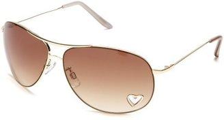 UNIONBAY Women's U422 Aviator Sunglasses