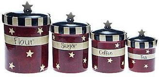 JCPenney Family Table Dinnerware - 4-pc. Canister Set