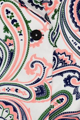 Jil Sander Le Chatelier paisley-print cotton-poplin jacket