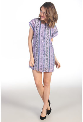 T-Bags Tbags Los Angeles Short Sleeve Dress