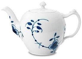 Royal Copenhagen Blue Fluted Mega Teapot