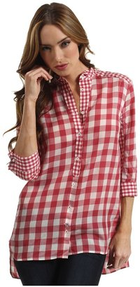 Paul Smith Gingham Shirt (Red/White) - Apparel