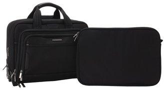 Briggs & Riley @ Work Medium Expandable Rolling Brief Briefcase Bags