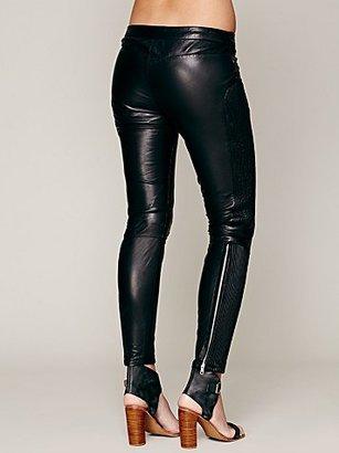 Muu Baa Muubaa Yasi Leather Trouser