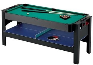 """Fat Cat Flip 3-in-1 6' 72"""" Multi Game Table GLD Products"""