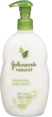 Johnson & Johnson Johnson's Soothing Naturals Lotion 18 oz.