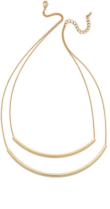 Jules Smith Designs Double Bar Necklace