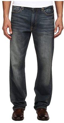 Lucky Brand 181 Relaxed Straight in Wilder Ranch (Wilder Ranch) Men's Jeans