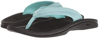 OluKai Ohana W (Dark Java/Dark Java) Women's Sandals