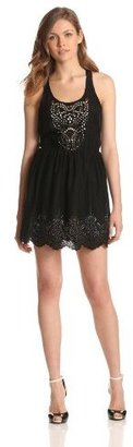 Parker Women's Laser Cut Dress