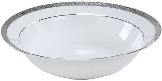 Nikko platinum filigree vegetable bowl