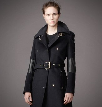 Belstaff HADLOW COAT In Wool Cashmere