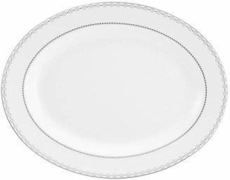 Mikasa Dinnerware, Floral Strand Oval Platter