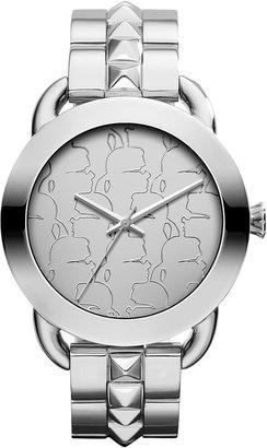 Karl Lagerfeld 'Pop' Bracelet Watch, 40mm
