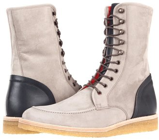Marc Jacobs Ankle Boot (Grey/Navy) - Footwear