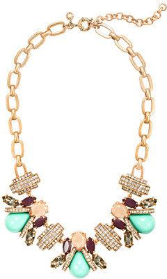 J.Crew Honeybee necklace