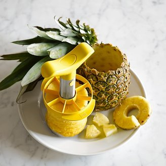 Williams-Sonoma Williams Sonoma Stainless-Steel Pineapple Slicer & Dicer