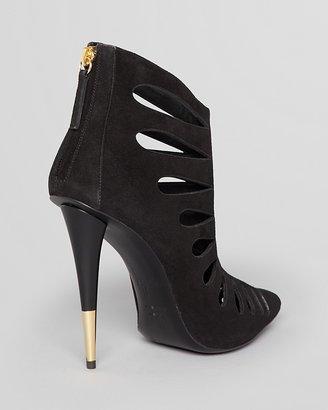 Giuseppe Zanotti Pointed Toe Booties - Ester High Heel