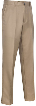 Greg Norman for Tasso Elba Men's 5 Iron Flat Front Golf Pants $39.98 thestylecure.com