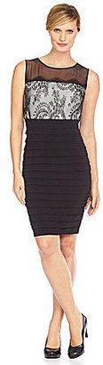 Jax Lace Top 2-Fer Dress