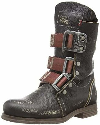 FLY London Women's Stif Ankle Boot $315 thestylecure.com
