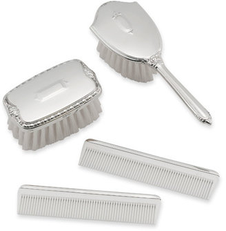 Bed Bath & Beyond Pewter Brush and Comb Gift Box Sets