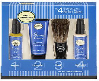 The Art of Shaving Starter Kit Lavender