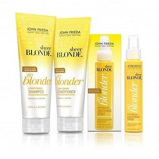 John Frieda Sheer Blonde Go Blonder Lightening Multi-Pack