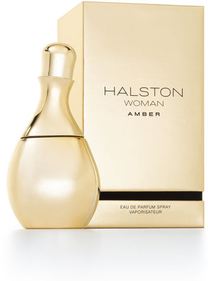 Halston Woman Amber, 1.7 oz.