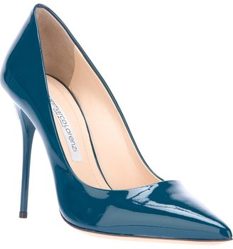 Gianmarco Lorenzi Collector pointed toe pump