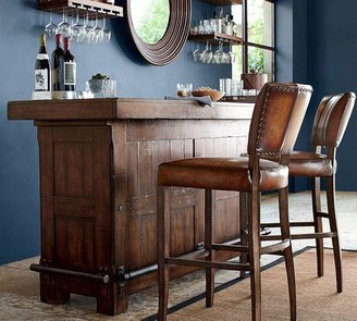 Pottery Barn Rustic Ultimate Bar - Large