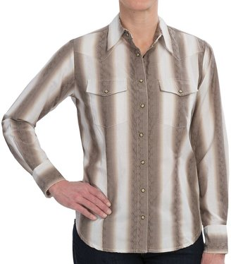 Scully Donagle Stripe Shirt (For Women)