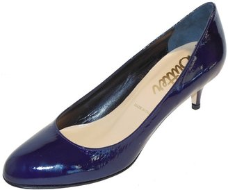 Butter Shoes Sarandon in Navy Patent