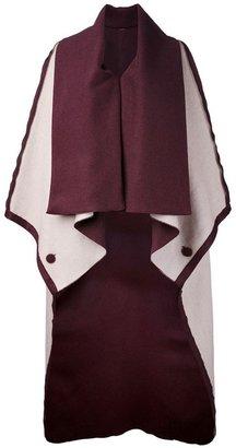 ADAM by Adam Lippes cape-style coat